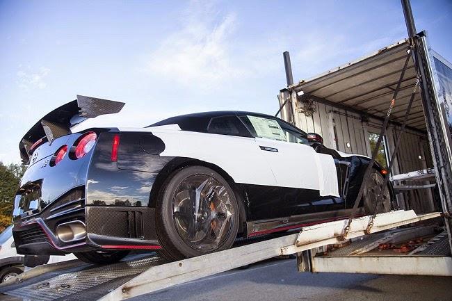 Siêu xe Nissan GT-R Nismo 2015 đầu tiên tại Mỹ