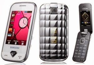 kobiecy telefon