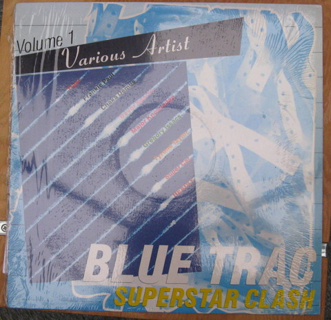 Blue Trac Superstar Clash Vol 1