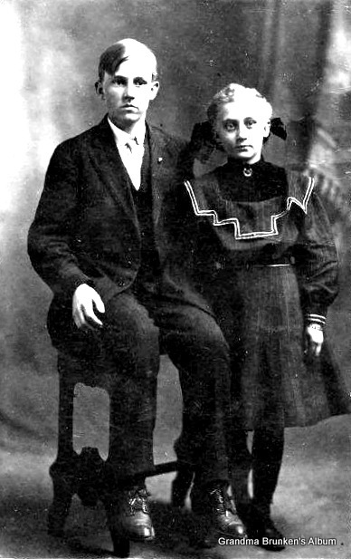 Chris and Frieda Petersen