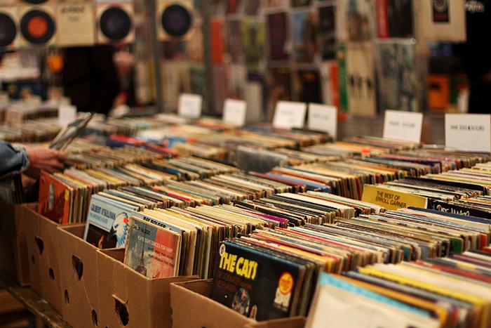 Mega platenbeurs jaarbeurs utrecht 2014 VerzamelaarsJaarbeurs record fair Europe Netherlands