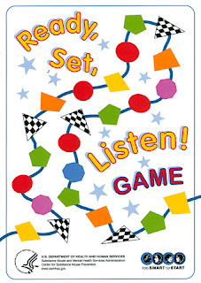 Too Smart To Start: Ready, Set, Listen Game