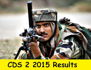 CDS 2 2015 Results
