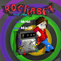 My picture book ROCKABET