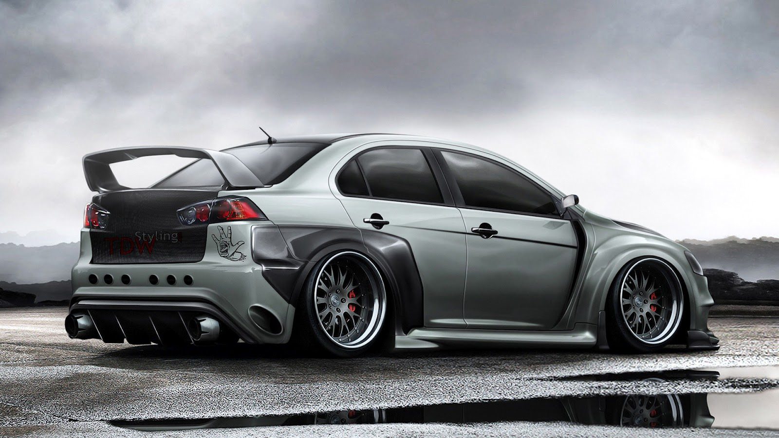 free tech oh yeah mitsubishi lancer evolution x wallpaper