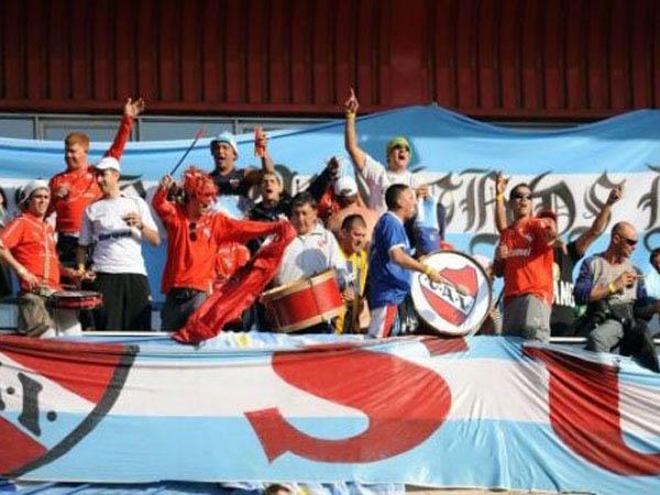 El hincha de Independiente , es amargo