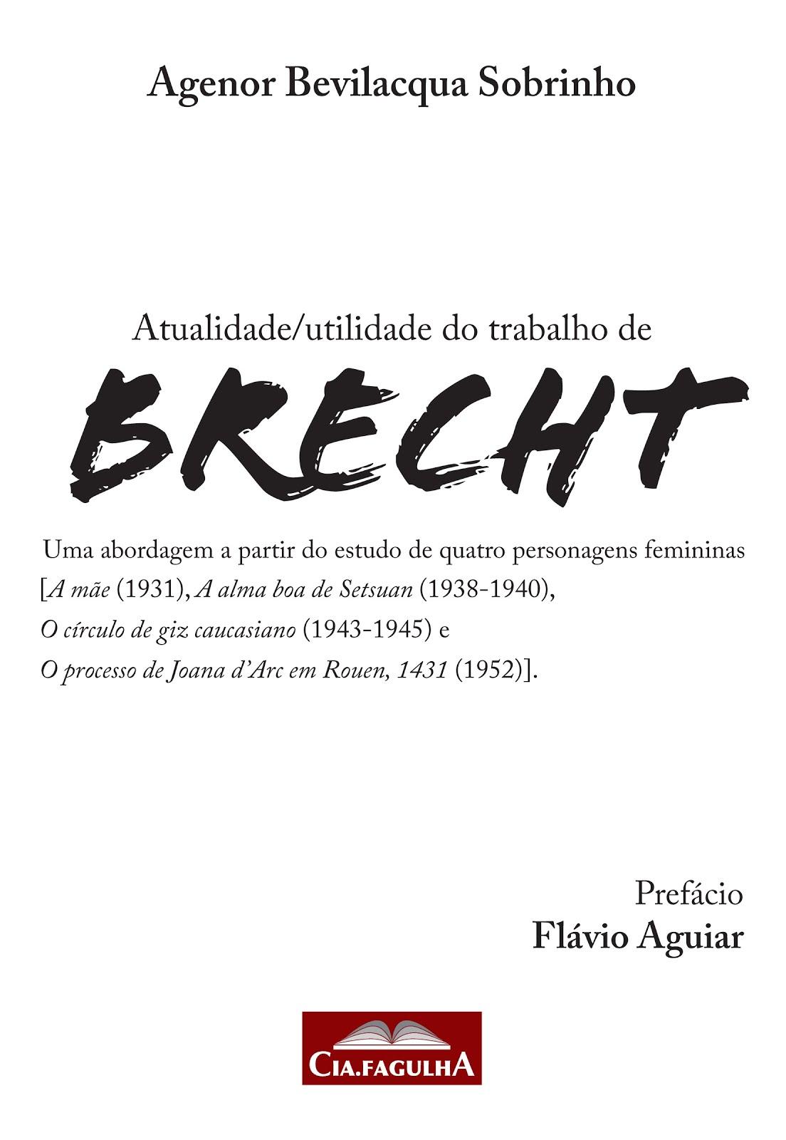 Atualidade/utilidade do trabalho de Brecht