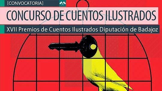 Concurso de Cuentos Ilustrados Diputación de Badajoz