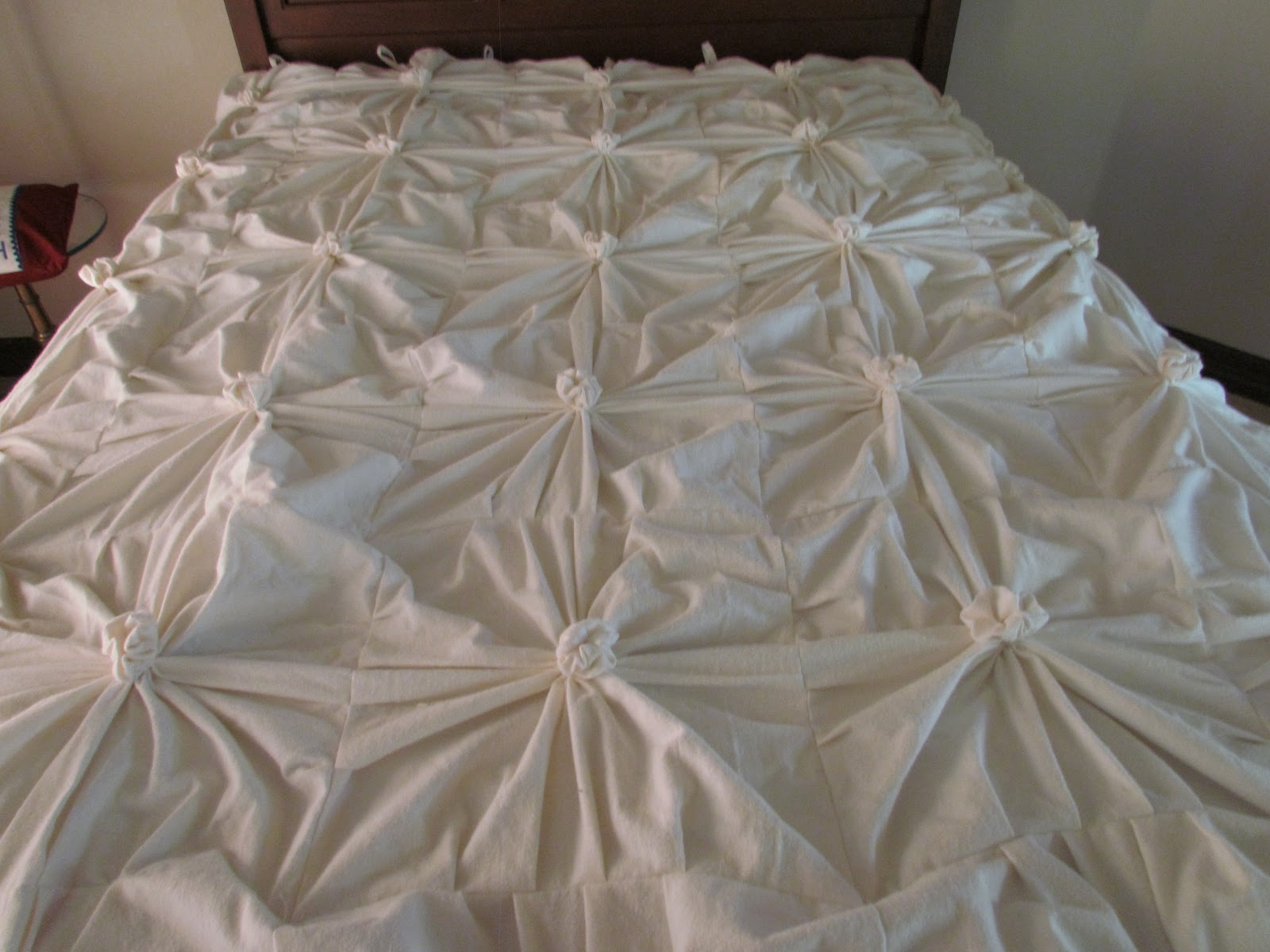 All Things Pretty Machine Embroidery Anthropologie Rosette Duvet