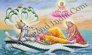 God Narayana