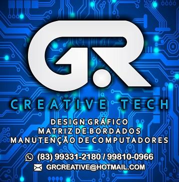 PUBLICIDADE - GR CREATIVE TECH