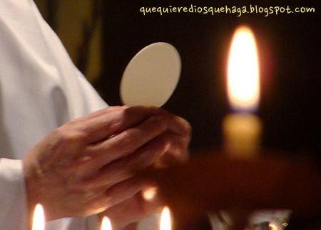 SANTA MISA DE HOY DOMINGO 4 DE MAYO DE 2014 - Tercer domingo de Pascua