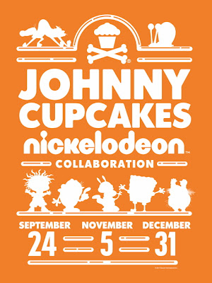Nickelodeon x Johnny Cupcakes Collection Teaser Image