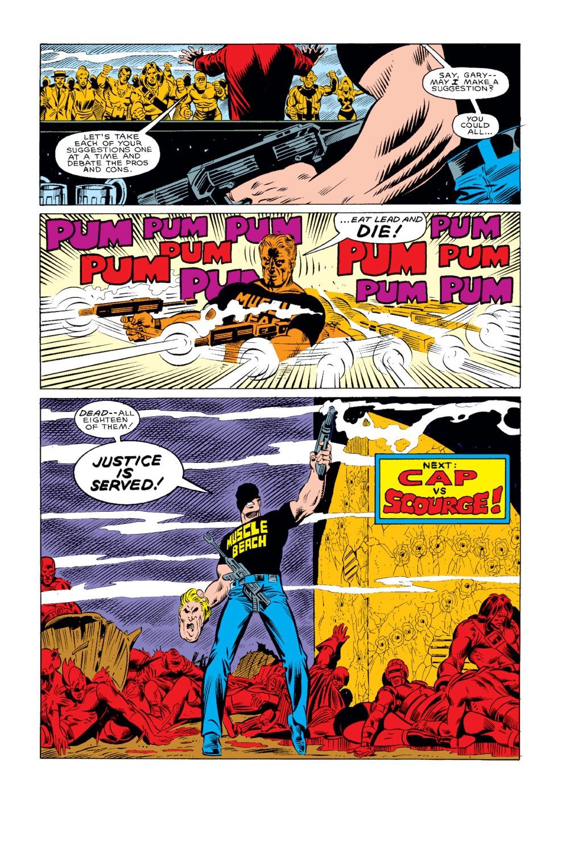 Captain America (1968) Issue #319 #247 - English 23