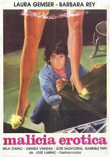 Malizia Erotica 1979 El periscopio