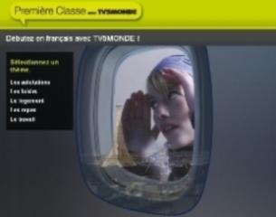 Première Classe, Cours en ligne de TV5