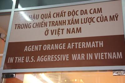 Efectos del Agente naranja en Vietnam
