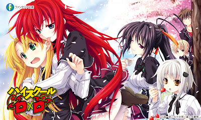Download High School DxD BD Subtitle Indonesia
