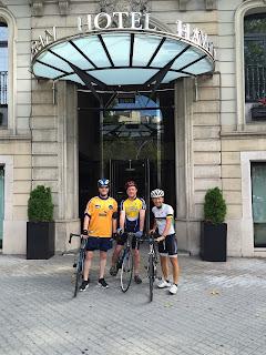 Spain bike trips