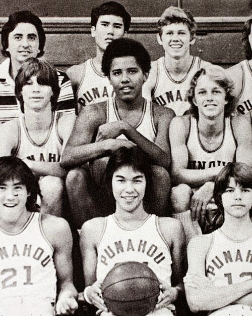 64 Historical Pictures you most likely haven't seen before. # 8 is a bit disturbing! - Barrack Obama as a teenager