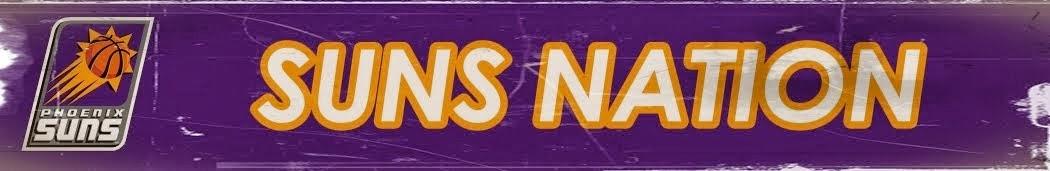Suns Nation | Polska strefa fanów Phoenix Suns