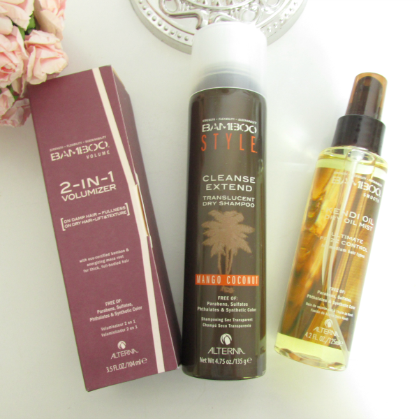 ALTERNA Volume, Style & Smooth Produkte