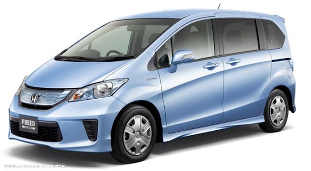Honda Freed Facelift Terbaru 2015 Sudah Dirilis di Jepang