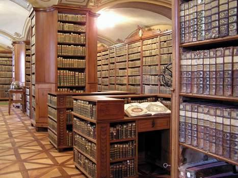 Nagyboldogasszony-főszékesegyházi érseki palota könyvtára