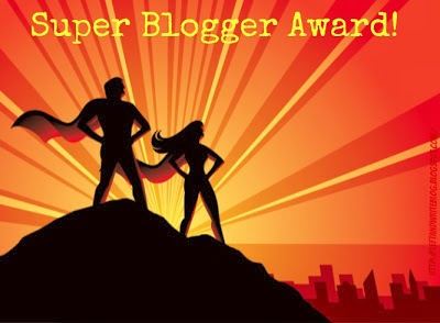 Super Blogger Award!