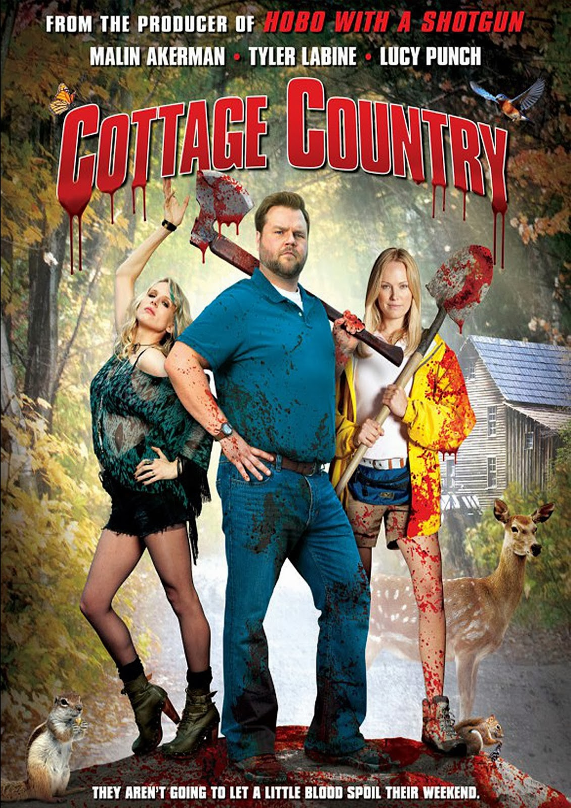 Cottage Country – Legendado