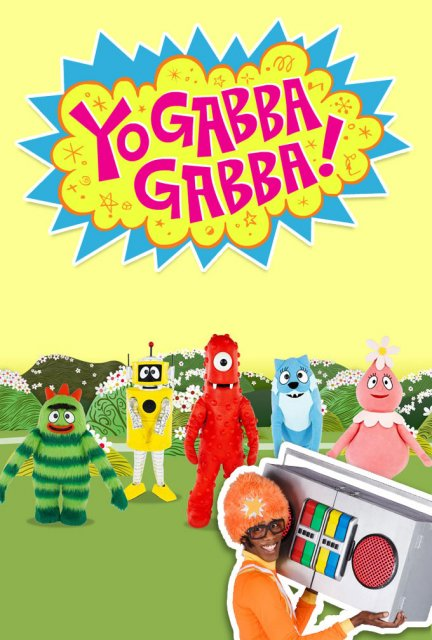 Download – Yo Gabba Gabba! - HDTV Dublado