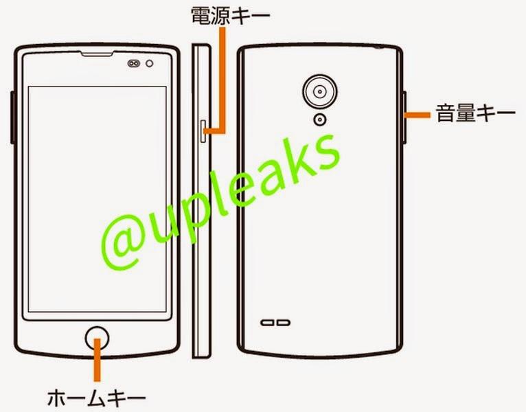 LG L25 Ponsel Pertama LG yang Berbasis OS Firefox