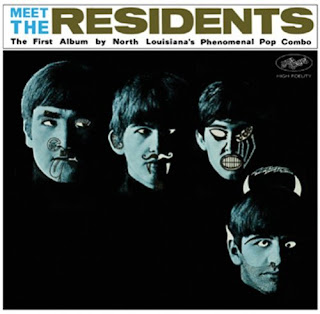 The Residents - 'Meet The Residents' CD Review (MVD Audio)