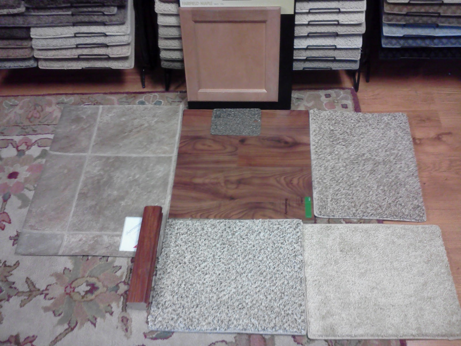 Ravenna speed selections options for Intuitive laminate flooring