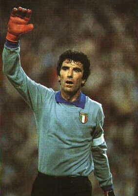 Italy Goalkeeper