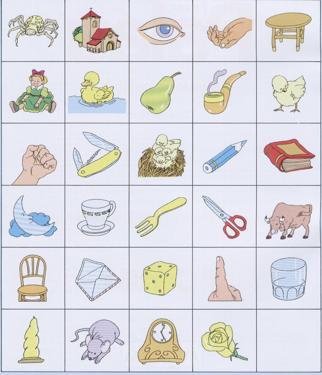 ilustradas para formar palavras em espanhol espanhol para crianças #913A3C 1072 1248
