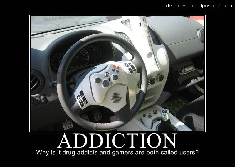 xbox gamepad in car steering wheel