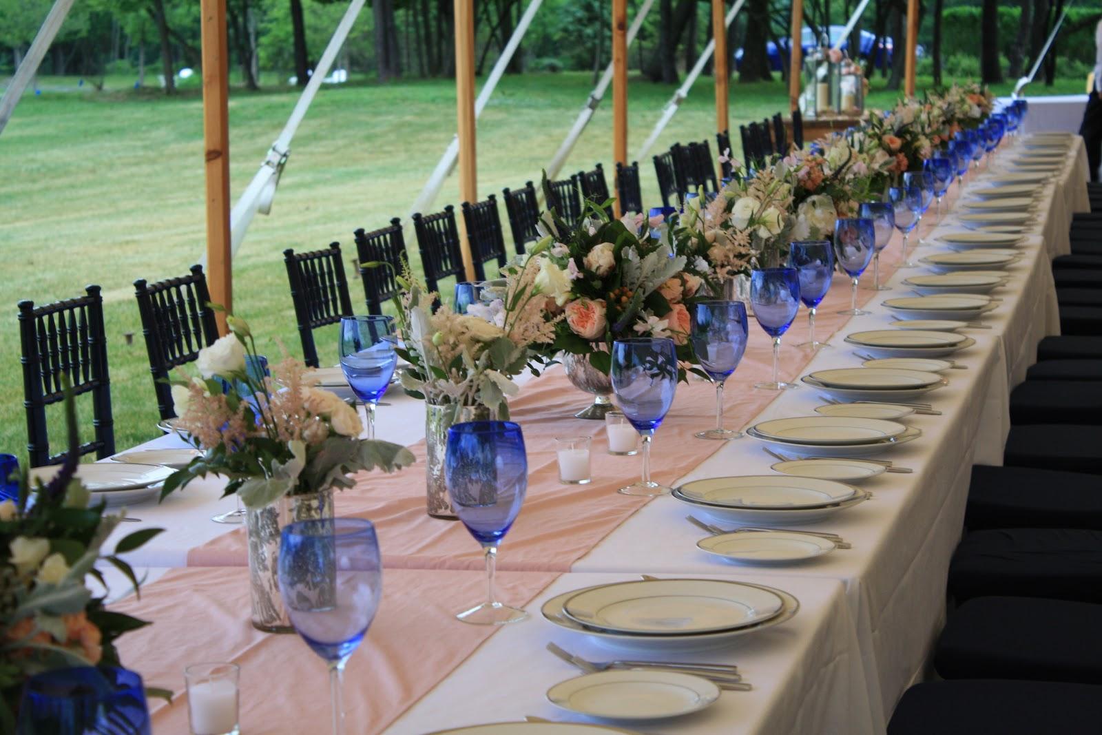 Long Table Centerpieces Glenmere Mansion Wedding Splendid Stems Fl Designs