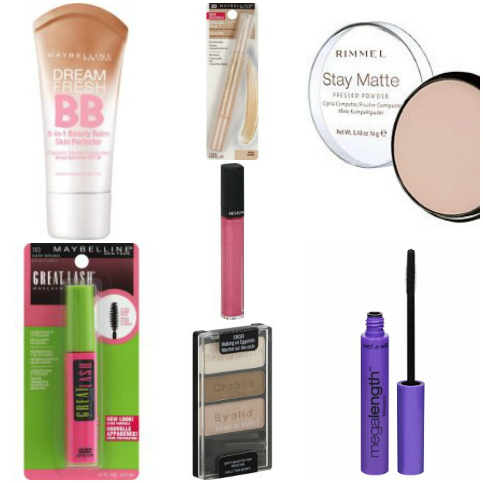 Makeup makeup Kit  natural look beginners Ask for Basic for Elle: Teens/Beginners