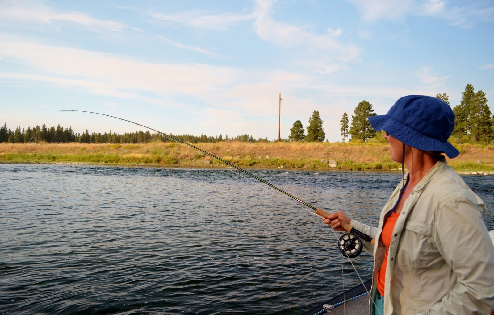 Rogue river and southern oregon fly fishing guide its for River fishing tips