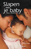 boekcover slapen met je baby
