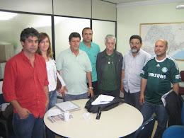 Reunião da Diretoria da Associação dos Professores de Filosofia e Filósofos do Estado de São Paulo
