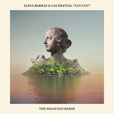 Alina Baraz & Galimatias - Fantasy (The Magician Remix)