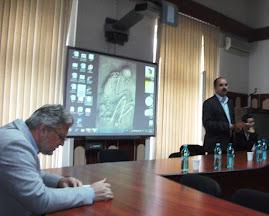 Aspecte din timpul desfăşurării Colocviilor Şcolii Doctorale, ediţia a VI-a,18 mai 2012...