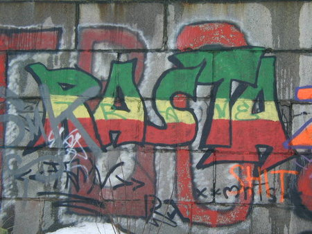 Rasta Graffiti Art Rasta Graffiti Art Urban Rasta