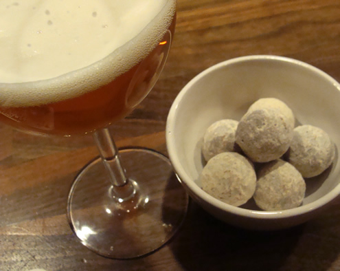 Beer tasting in Leuven | Happy in Red
