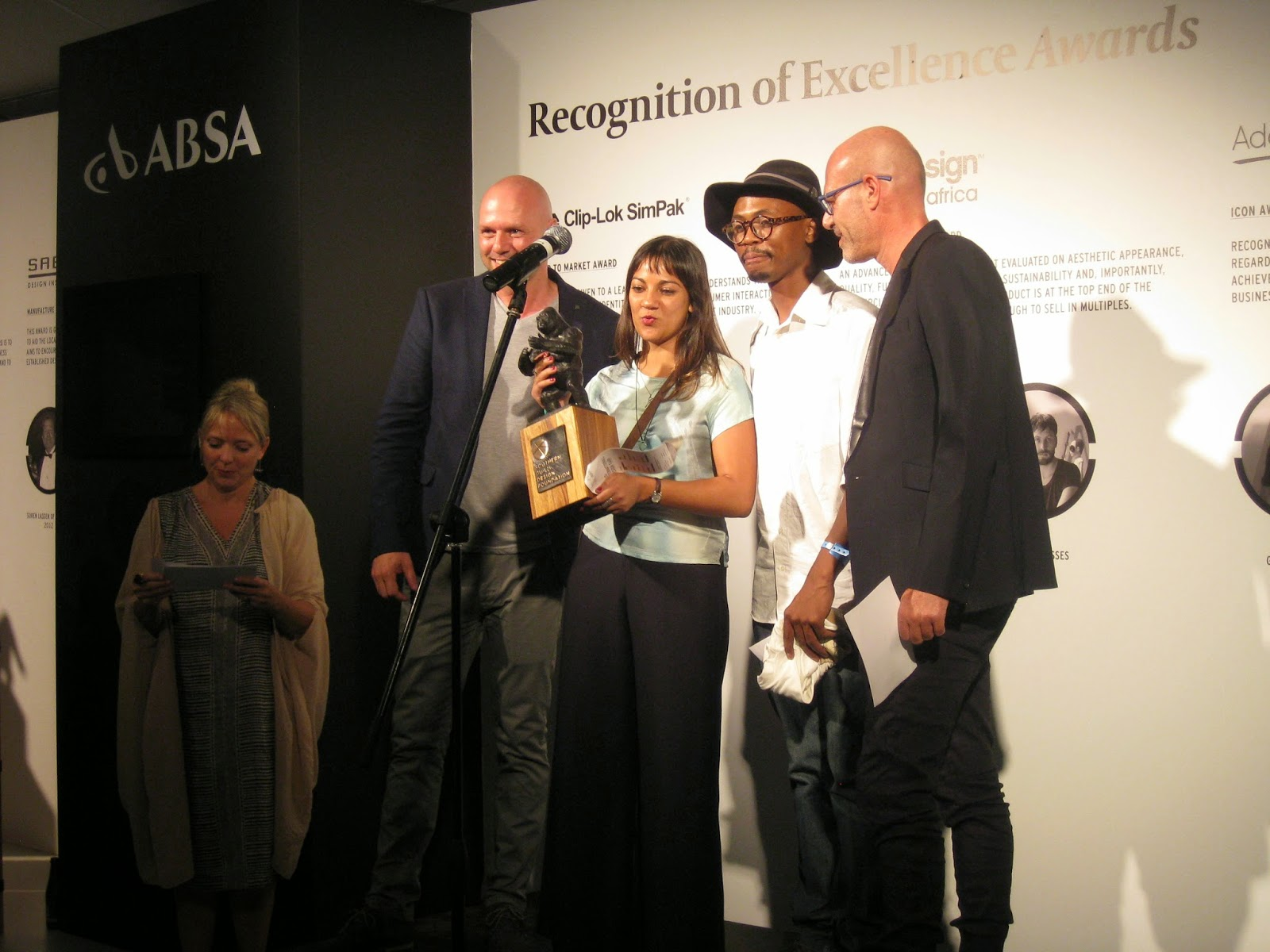 Apprentice Award Gewinnerin Nehanda Magan