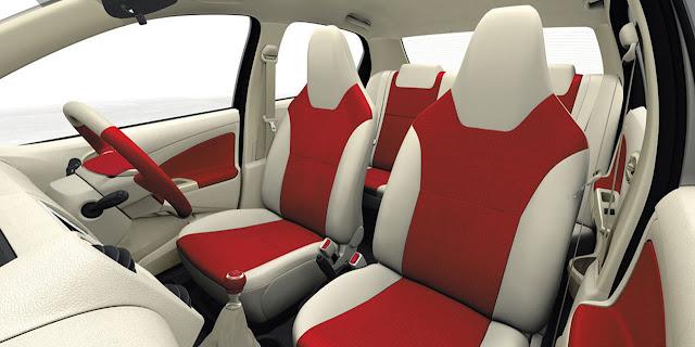 Interior Mobil Toyota Etios Valco Tom's