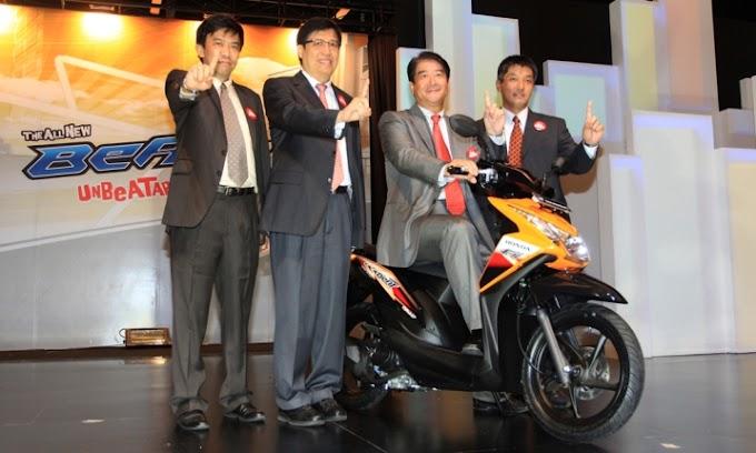 All New Honda Beat Resmi Diluncurkan