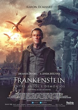 Download Frankenstein Entre Anjos e Demônios RMVB + AVI Dublado Torrent